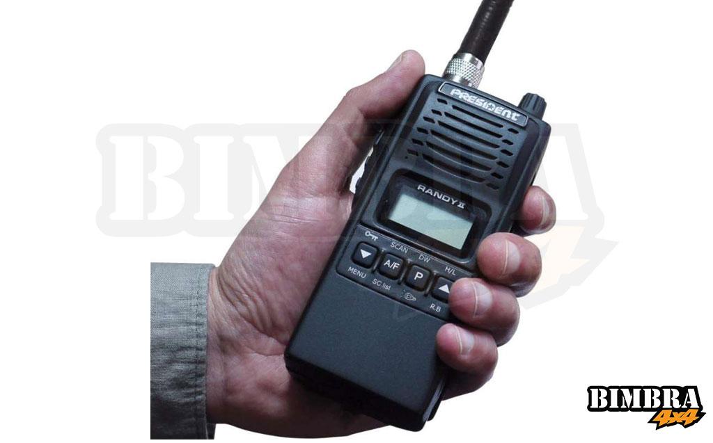 Hand-held-CB-Radio
