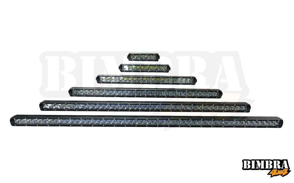 Single-Row-Light-Bars