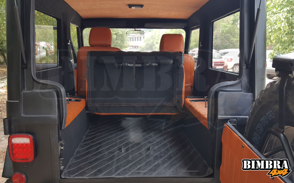 rear seating bimbra