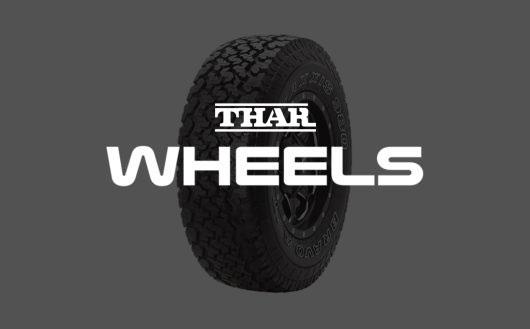 Thar Wheels