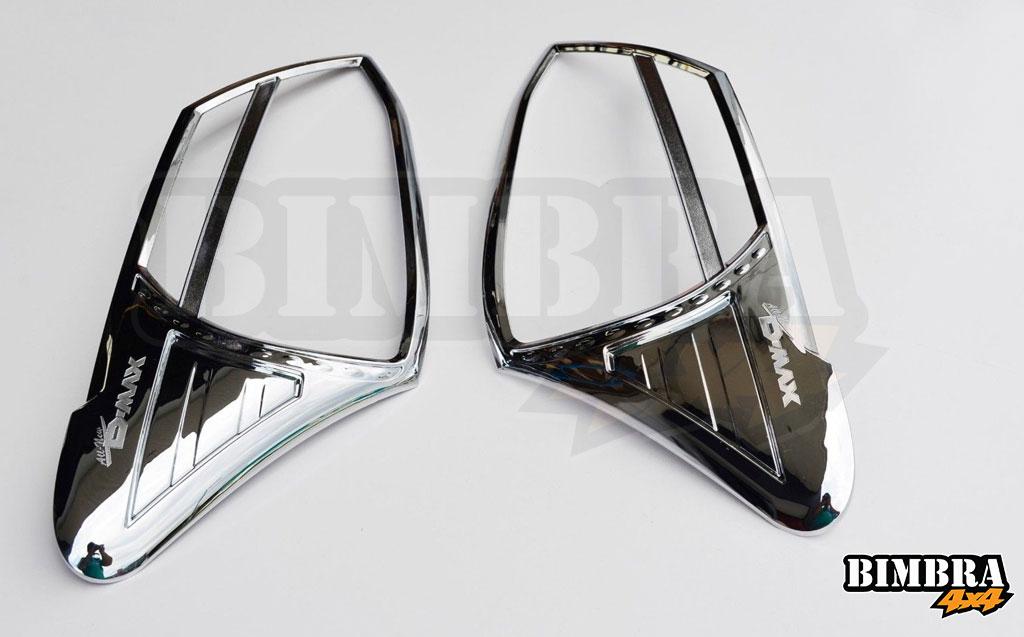 Chrome-Front-Head-Light-Lamp-Surround-Garnish-Cover-for-Isuzu-D-Max-12-17-282271847186-2