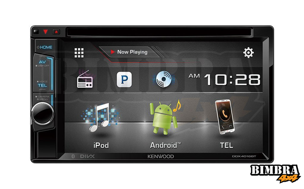 Kenwood-Touch-Screen